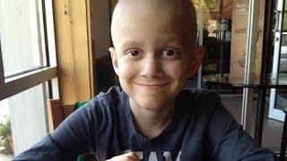 getlinkyoutube.com-Superman Sam's Childhood Cancer Story │36 Rabbis