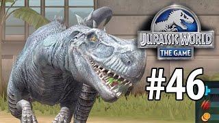 getlinkyoutube.com-Jurassic World: The Game - New Monolophosaurus! [Episode 46]