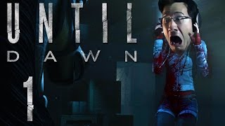 getlinkyoutube.com-LET YOUR STORY BEGIN | Until Dawn - Part 1