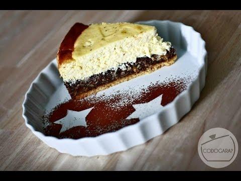 Seromakowiec - ciasto seromakowiec