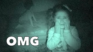getlinkyoutube.com-SHE SAW A GHOST!!!!