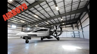 getlinkyoutube.com-XTI TriFan 600 VTOL Aircraft Reveal