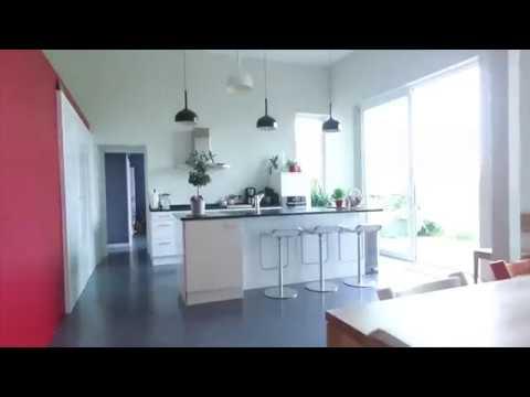 Maison d'architecte F8 à RUSTROFF avec 5 chambres