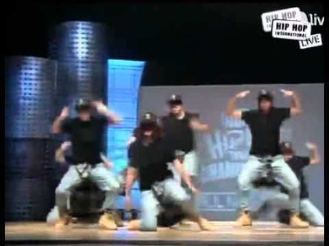 REQUEST CREW NEW ZEALAND HipHop International 2011 SILVER