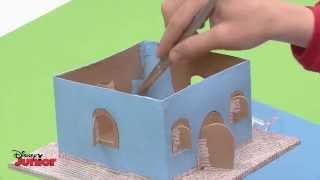 getlinkyoutube.com-Art Attack - 'Treehouse' Make