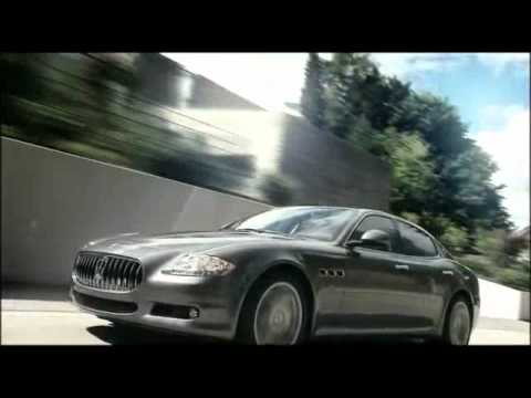 2011 2012 New Maserati Quattroporte fascination extended version reviewed by carshen.com
