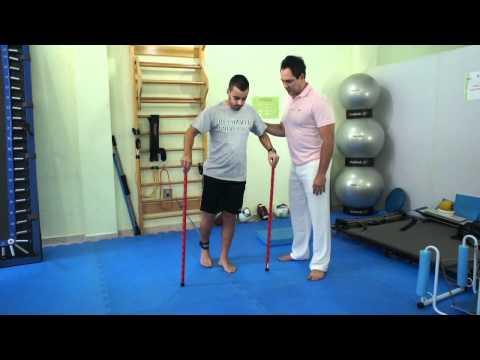 Fisioterapia Esportiva - Reabilitação de Joelho - Atleta André Ottoni