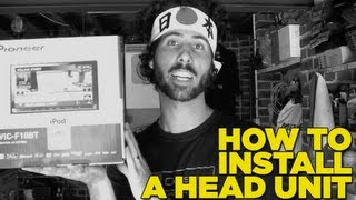 flushyoutube.com-How To Install A Headunit