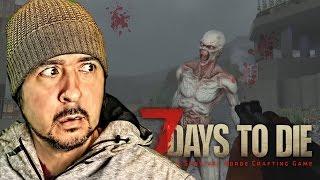 "7 DAYS TO DIE - STARVATION #52 ""SEGURIDAD FUNCIONANDO!"" | GAMEPLAY ESPAÑOL"