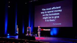 Why we should give everyone a basic income | Rutger Bregman | TEDxMaastricht