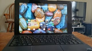 """RCA Viking Pro 10.1"""" 2-in-1 Tablet 32GB Quad Core Review"""