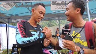 Profil Pembalap Senior Rizky Hk 105  Asal Jawa Tengah [HD]