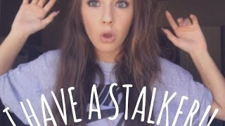 getlinkyoutube.com-I HAVE A STALKER! - (STORY TIME) - Taylor Alesia