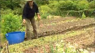 Jardin du Marais.Yves Gillen. jardinage sans travail du sol. Sous titre en Français