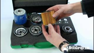 getlinkyoutube.com-The Benefits Of Original Quality MANN Filters From MicksGarage.com