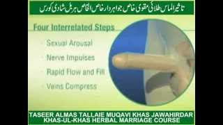 getlinkyoutube.com-Dawakhana Taseer Almas Tallaie Muqavi Khas Jawahirdar Khas-ul-Khas Herbal Shadi Course