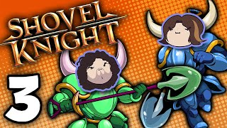 getlinkyoutube.com-Shovel Knight Co-Op: Diggin' for Chicken - PART 3 - Game Grumps