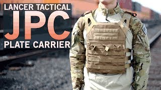 getlinkyoutube.com-Lancer Tactical JPC - In Depth Review - High Speed, Low Drag | Airsoft GI