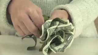 getlinkyoutube.com-How to Make Money Roses, Craft, The Classy Cheapskate