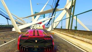 getlinkyoutube.com-CRAZY WINDMILLS MODDED RACE! (GTA 5 Funny Moments)