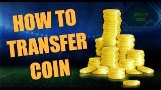 HOW TO TRANSFER COIN IN MADDEN!