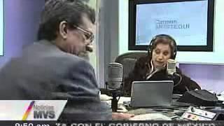 getlinkyoutube.com-El Chapo LLamó por Teléfono A Peña Nieto (Libro Rafael Loret De Mola) MVS