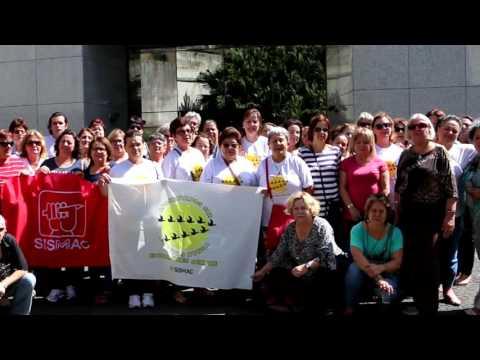 Todos � Prefeitura no dia 23, �s 14h, cobrar os direitos dos aposentados!