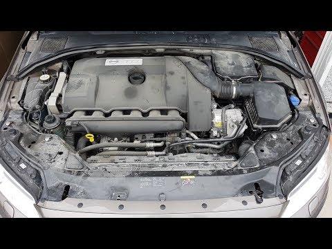 Volvo Engine Wash двигателя Volvo