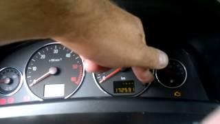 getlinkyoutube.com-Jak wyzerować licznik przeglądów  Opel Vectra C, Signum.