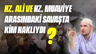 getlinkyoutube.com-Hz. Ali ve Hz. Muaviye arasındaki savaşta kim haklıdır? / Kerem Önder