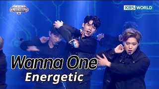 Wanna One - Energetic   워너원 - 에너제틱 [SUB: ENG/CHN/2017 KBS Song Festival(가요대축제)]