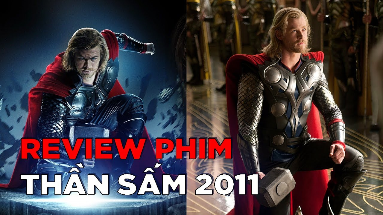 Review Phim: Thần sấm P1 - Thor 2011