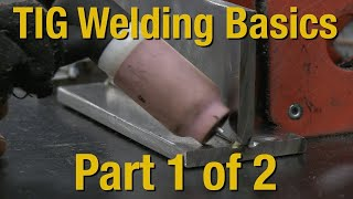 getlinkyoutube.com-Welding Basics & How-To TIG Weld - Livestream Part 1 of 2 - Eastwood