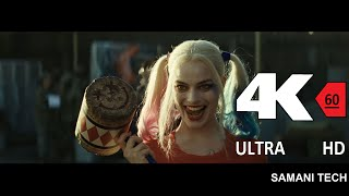 getlinkyoutube.com-[4k] [60FPS] Suicide Squad  Trailer 3  4K 60FPS HFR[UHD] ULTRA HD