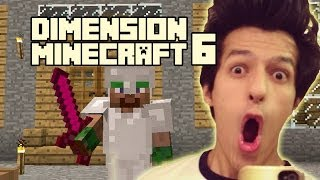 getlinkyoutube.com-NUESTRA ESPADA ROSA | DIMENSION MINECRAFT | RAFA JUXIIS