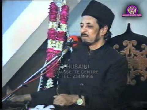 Ashra on HAZRAT ABBAS A.S- Allama Zameer Akhtar Naqvi.. Majlis 2--- 1 of 6