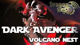 getlinkyoutube.com-Dragon Nest - Dark Avenger, Volcano Nest ชายผู้ขายวิญญาณ (35 บาท)