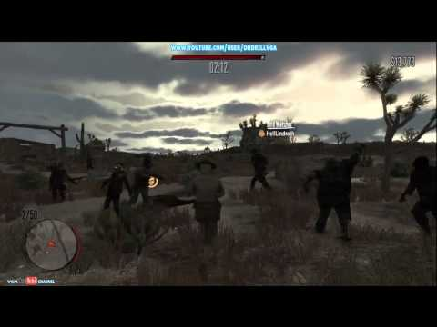 Red Dead Undead Nightmare Undead Overun Online game