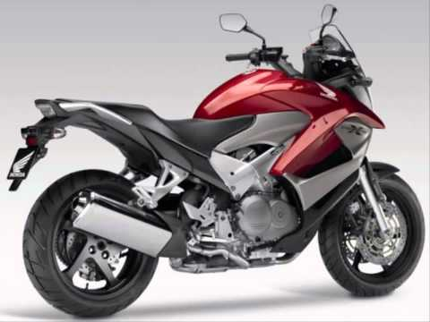 Honda VFR800X Crossrunner photo slides