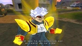 Dragon Ball Z Budokai Tenkaichi 3 Version Latino  Modo Historia *Goku GT vs Baby Vegeta*