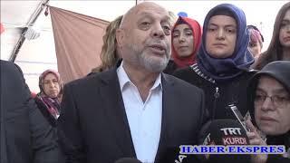 Halk-İş Genel Başkanı Arslan: Diyarbakır anneleri barış hakim kılınsın diye mücadele ediyor