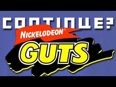 Nickelodeon GUTS (SNES) - Continue?
