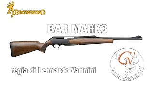 getlinkyoutube.com-Test a caccia: Browning Bar Mark3 + Aimpoint H34 + Win Razor Back