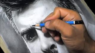 getlinkyoutube.com-Desenho hiper Realista de Alexsandroartes
