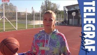 Mis Srbije Marija Ćetković u razgovoru sa novinarom Telegrafa II Deo