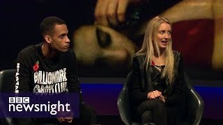 What is rape? Is it always clear cut? - Newsnight