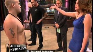 getlinkyoutube.com-Betrayed By My Bro (The Jerry Springer Show)
