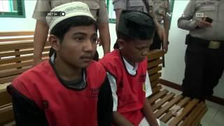 getlinkyoutube.com-Tiga Terdakwa Kasus Mutilasi Divonis Hukuman Mati - NET24
