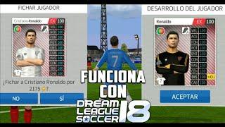 getlinkyoutube.com-Mejora a tus jugadores al 100% en Dream League Soccer 16  hack de habilidades   ROOT 