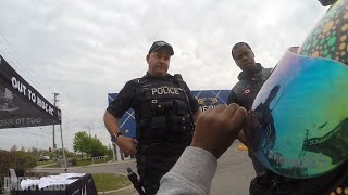 getlinkyoutube.com-This Kid said WHAT to the COP!?!  [Raw Footage]